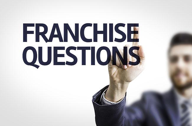 フランチャイズに関する8つの疑問と答え