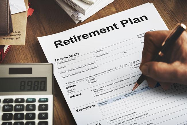 退職の書類