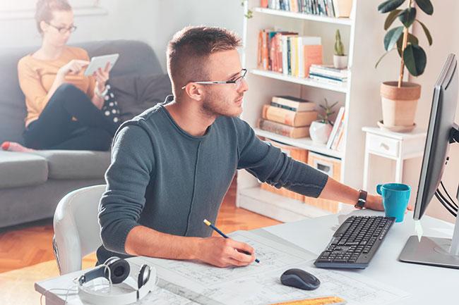 自宅兼事務所で開業するメリットと注意点