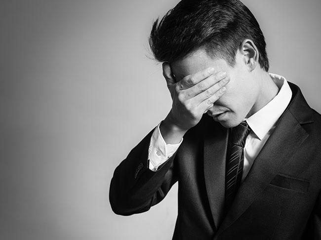 起業で失敗する人が陥ってしまう5個の問題点